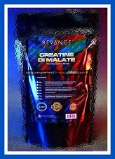 Creatine Di-Malate 500gr - Revange Pouches