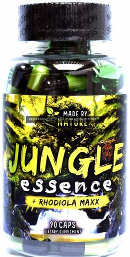 Jungle Essence with Rhodiola (90caps)