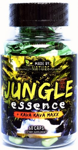 Jungle Essence with Kava Kava MAXX (60 caps)