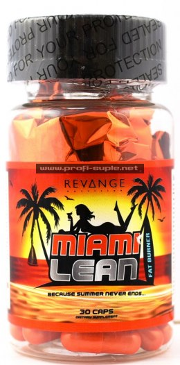 MIAMI LEAN *T2* 30caps Super Spalacz !