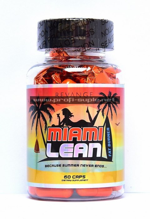 MIAMI LEAN *T2* 60caps Super Spalacz !