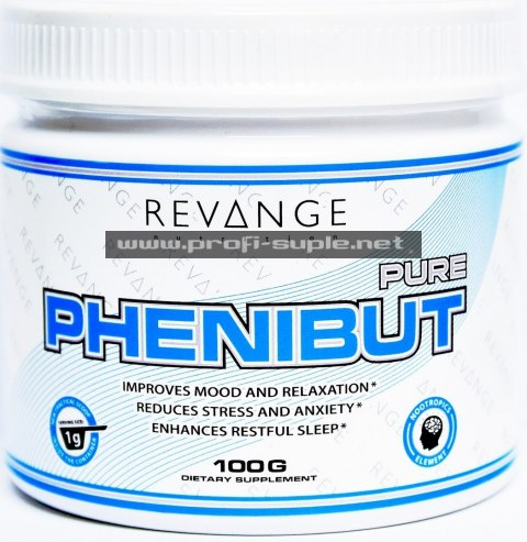 PHENIBUT PURE Powder (100gram/200porcji )